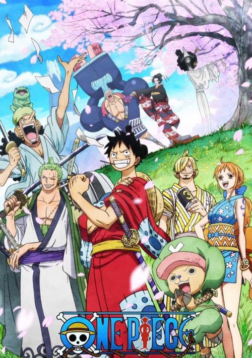 One Piece วันพีช ตอนที่ 1-950 ซับไทย (ตอนล่าสุด)